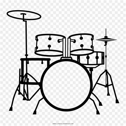 Drum Drums Kit Clipart Drawing Clip Icon