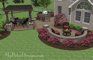 pergola covered curvy patio tinkerturf