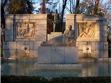 FileMonument to Santiago Ramon y Cajal, Parque del Buen