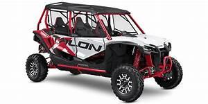 2021 Honda Talon 1000x-4 Fox U00ae Live Valve