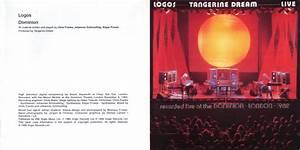 Release  U201clogos  Tangerine Dream Live 1982 U201d By Tangerine Dream - Cover Art