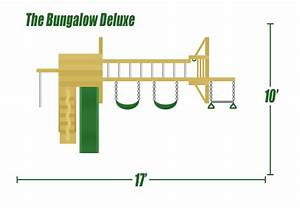 The Bungalow Deluxe Playset