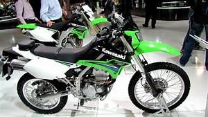 2014 Kawasaki Klx250 Enduro Walkaround