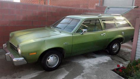 1976 Ford Pinto by 6 Cylinder 4 Speed 1976 Ford Pinto Wagon
