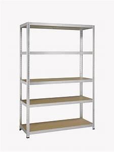 Etagere 60 Cm : etagere metallique longueur 60 cm ~ Teatrodelosmanantiales.com Idées de Décoration