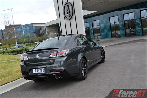 holden commodore ssv redline review forcegtcom