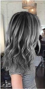 les 25 meilleures idees de la categorie meches blondes de With toutes les couleurs grises 13 les 25 meilleures idees de la categorie cheveux gris sur