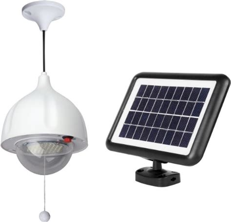 microsolar garage lights