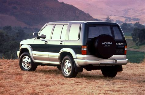1996 1999 acura slx 671189 car review top speed