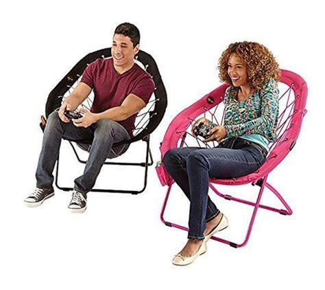 Bunjo Bungee Chair Uk by Chair Bunjo Bungee Lounger Folding Patio Furniture
