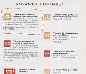 Voyant Tableau De Bord 206 : voyant t moin moteur xsara picasso citro n forum marques ~ Gottalentnigeria.com Avis de Voitures
