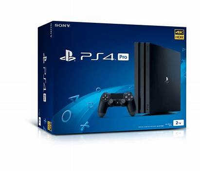 Pro Console Playstation 1tb Sony Ps4