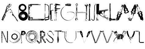 toolbox font
