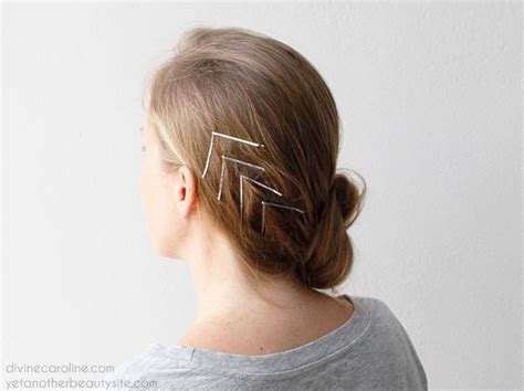cute bobby pin hairstyles creative ways to wear bobby pins pretty designs