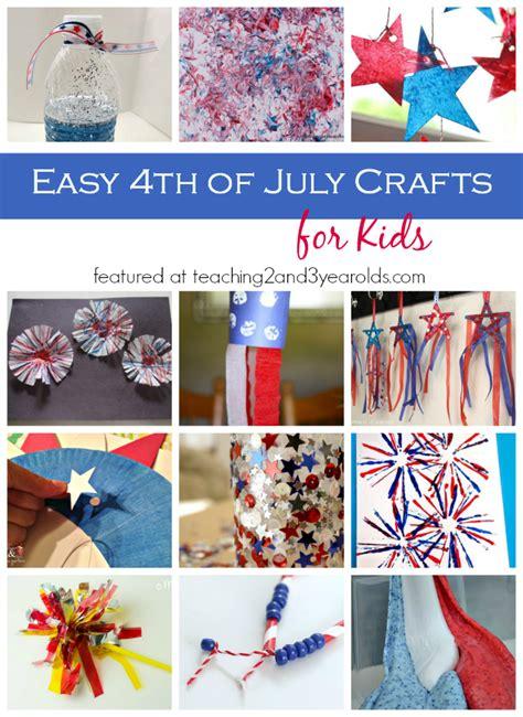 easy   july crafts  kids july crafts crafts