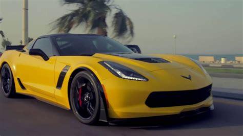 Corvette Zo6 2016 The Yellow Monster