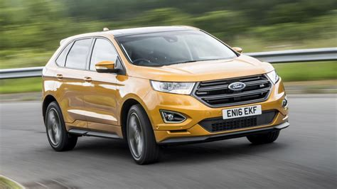 ford edge review top gear