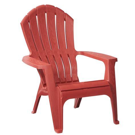 realcomfort brickstone patio adirondack chair 8371 95 4300 the home depot