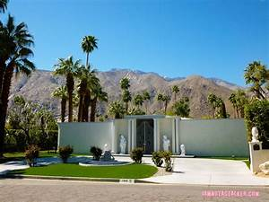 Liberace's Third Palm Springs House IAMNOTASTALKER