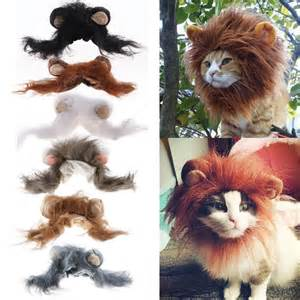 pet costumes for cats pet costume mane wig puppy cat clothes