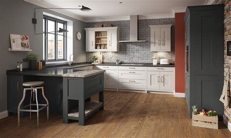 Ideas In Grey by Grey Is Here To Stay Three New Kitchen Colours And How