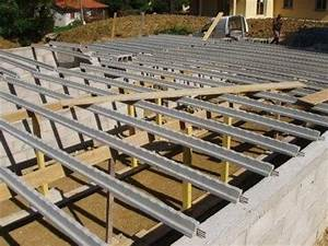 Realiser Un Plancher Bois : r aliser un r ve construire soi m me sa maison page n ~ Dailycaller-alerts.com Idées de Décoration