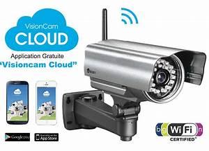 Camera Surveillance Exterieur Wifi : pca france ~ Melissatoandfro.com Idées de Décoration