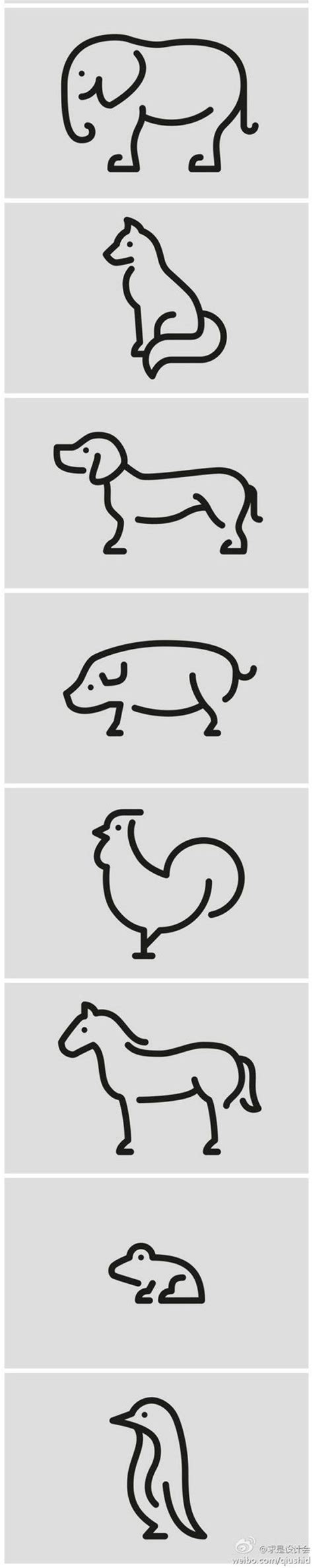 easy animal drawings ideas  pinterest
