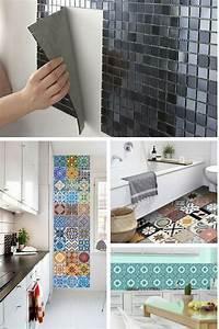 best 25 house renovations ideas on pinterest With carrelage adhesif salle de bain avec led à 1 euros