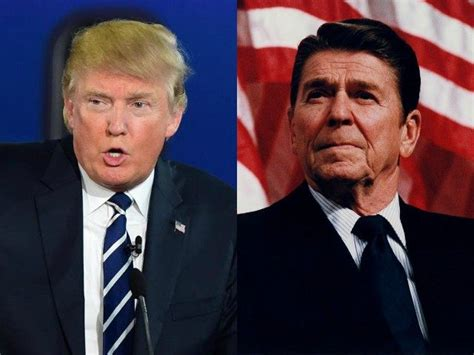 Reagan Vs. Trump On The Constitution, Freedom, And
