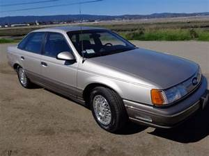 Find Used 1990 Ford Taurus With Only 7500 Miles  In