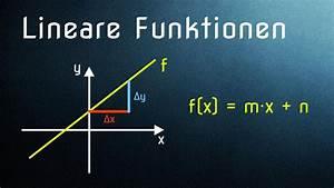Lineare Funktionen Schnittpunkt Y Achse Berechnen : lineare funktion in normalform 1 3 einfache einf hrung ~ Themetempest.com Abrechnung