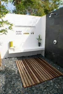 getting in touch with nature soothing outdoor bathroom designs - Outdoor Bathroom Ideas