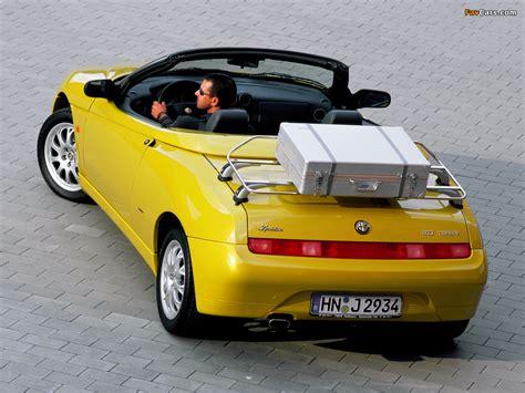 Alfa Romeo Spider 916 (1998–2003) pictures (1024x768)