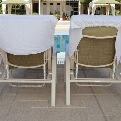 fitted terry cloth lounge chair covers lounge chair cover terry with fitted white lc8530c