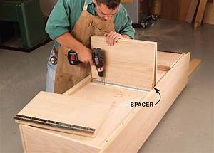 Torsion-Box Workbench and Expandable Assembly Table