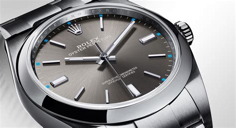 Rolex Introduces The Oyster Perpetual 39 – The Larger ...
