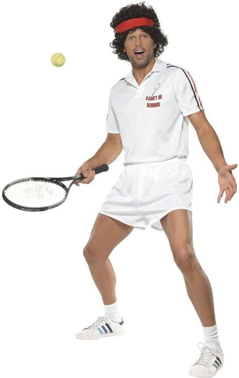 tennis player fancy dress costume sport