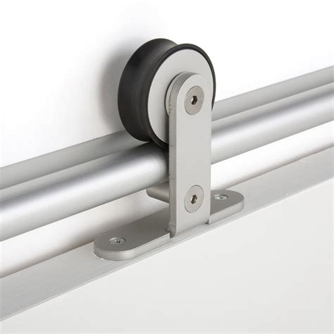 remplacer porte cuisine glissiere porte coulissante suspendue le bois chez vous