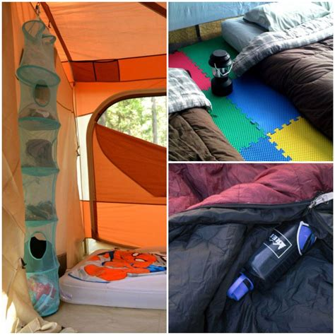 king size pillow top mattress 15 tent hacks to your tent the comfiest place on earth