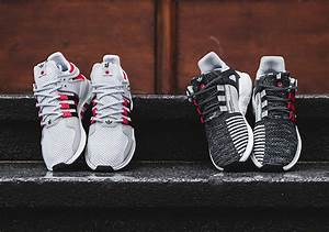 Overkill Adidas Consortium Eqt Collection