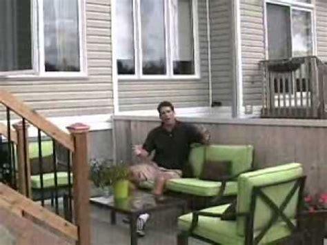 small backyard deck design intro youtube