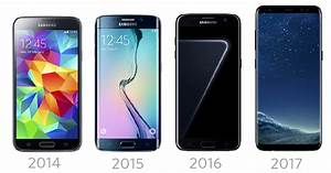 How Apple Vs  Samsung Became A Smartphone Beauty Contest