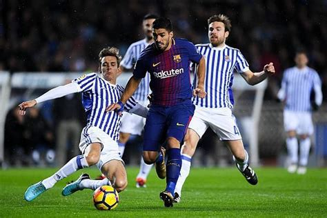 La Liga 2017/18: Real Sociedad 2-4 Barcelona, Player ratings
