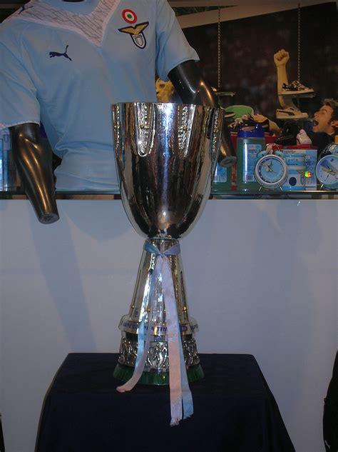supercoppa italiana  wikipedia