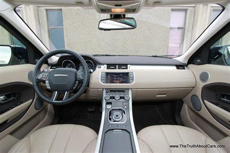evoque land rover interior 2013 land rover range rover evoque interior dashboard