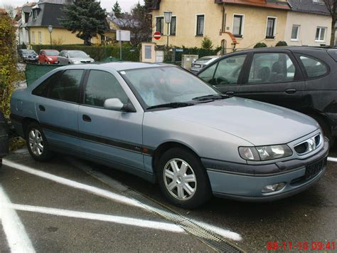 1999 Renault Safrane ii (b54) – pictures, information and ...