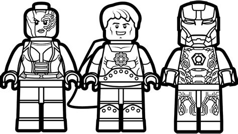 black panther lego iron man coloring pages print coloring