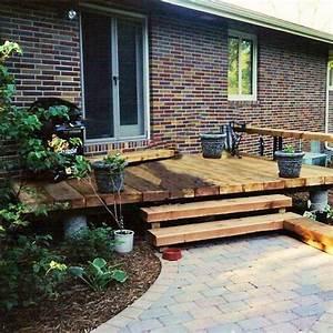 Decoration Terrasse En Bois : terrasse en bois inspirez vous pour l 39 enjoliver mieux ~ Melissatoandfro.com Idées de Décoration