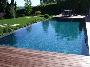 la piscine a debordement une des plus belles piscines With piscine miroir a debordement 0 la piscine 224 debordement une des plus belles piscines